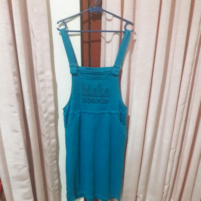 Blue Tosca Overall