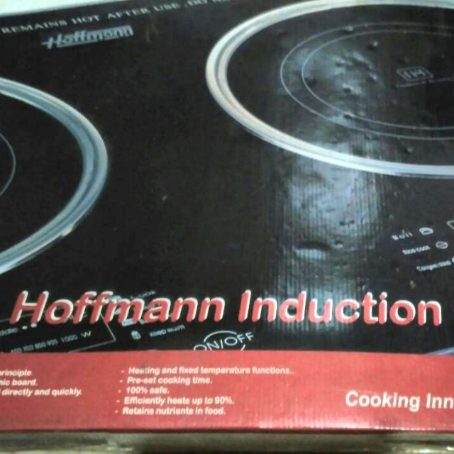 BN Hoffman Induction cooker