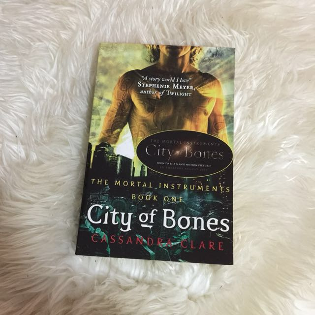 Book - City of Bones