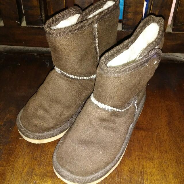 BOOTS KIDS (UGG BOOTS LOOK A LIKE)