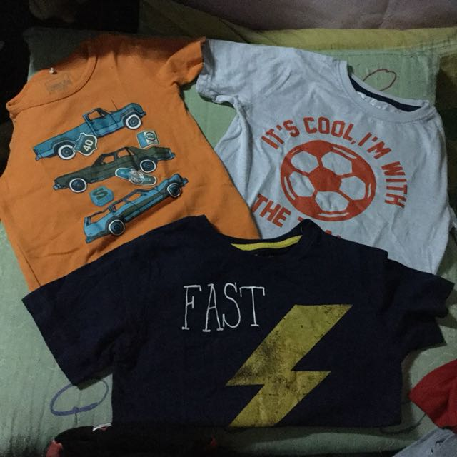 Bundle of 3 imported shirts