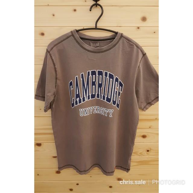 Cambridge劍橋大學 校園 T恤 上衣