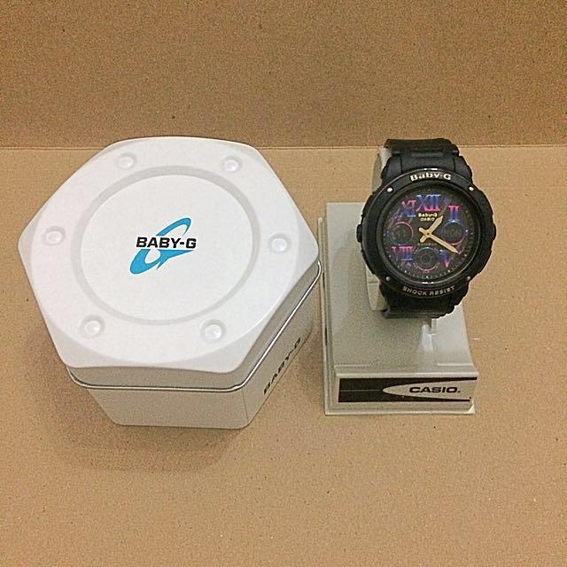 Casio Baby-G Black Watch BGA-151GR-1BDR