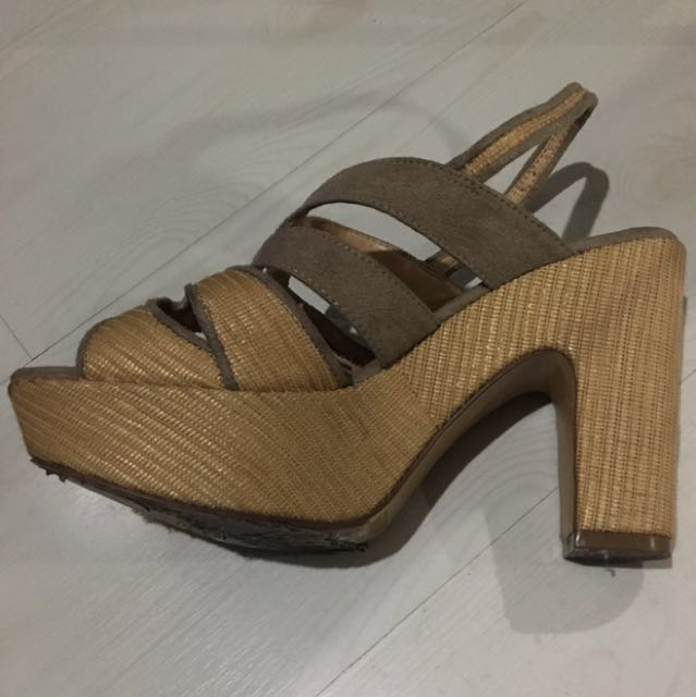 Charles And Keith Platforms