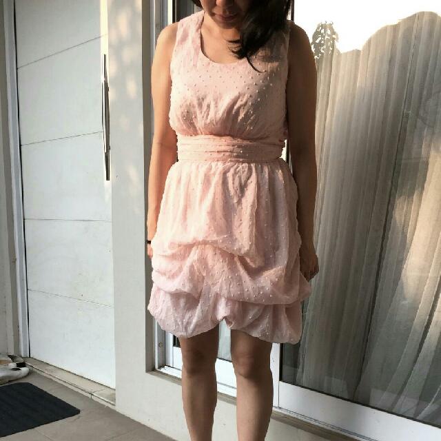 Chiffon Dress / Terusan