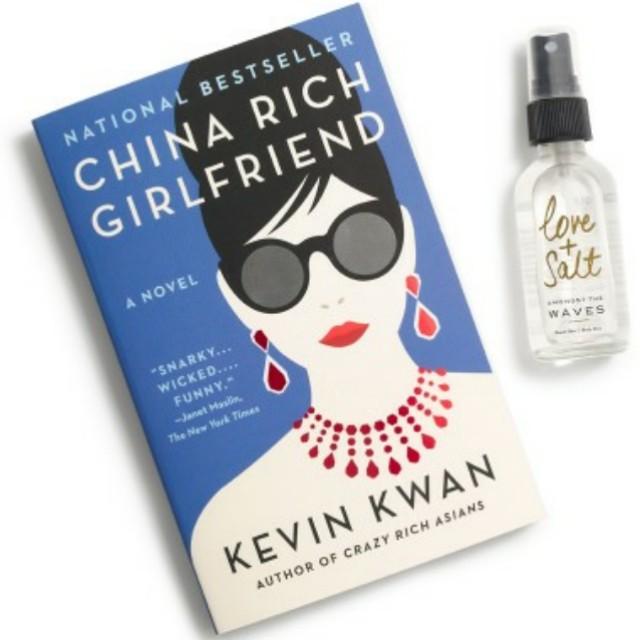 China Rich Girlfriend series - Free Ebooks