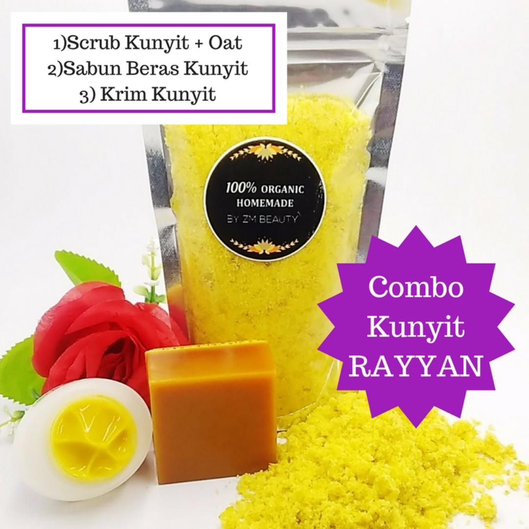 Combo Kunyit RAYYAN