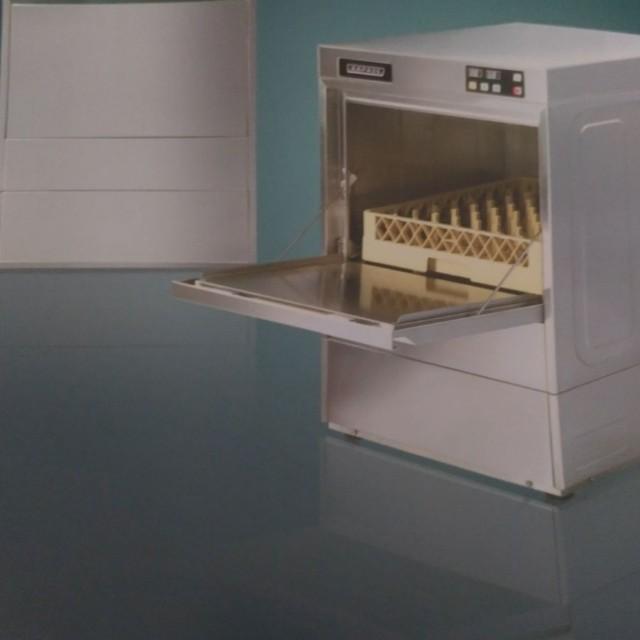 🇸🇬 Commercial Dishwasher