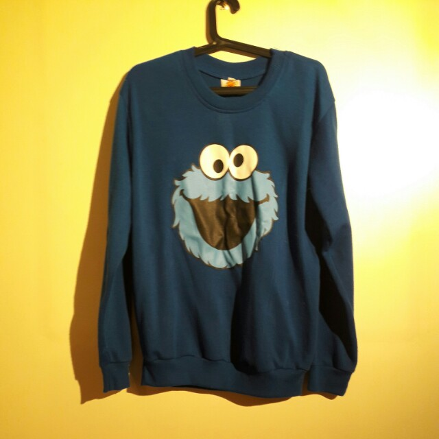 Cookie Monster Cotton Jacket