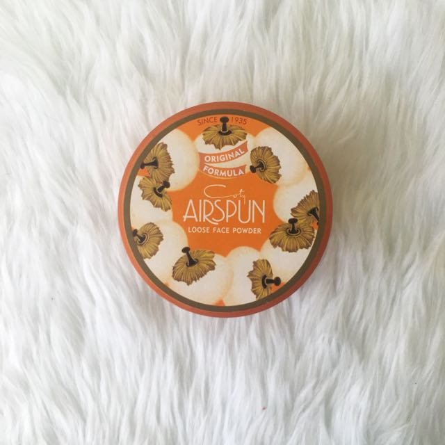 Coty Airspun Transluscent Extra Coverage TAKAL/ decant