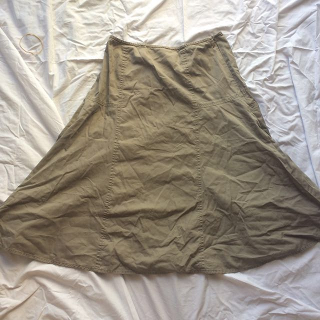 Country Road Beige Skirt
