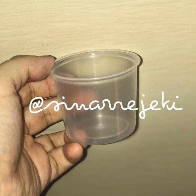 CUP SLIME 150ml