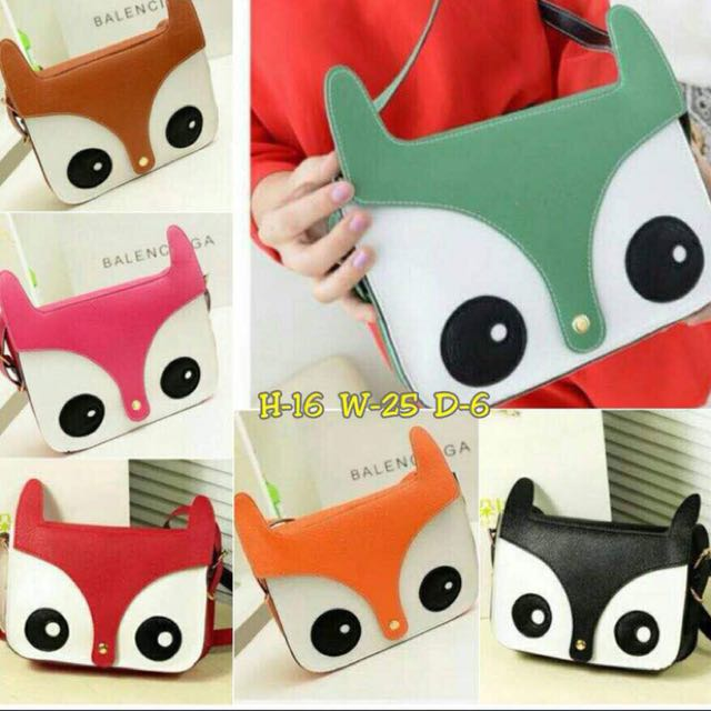 e50d71fb2d51 Cutie Sling Bag Girls Bag, Women's Fashion, Bags & Wallets on Carousell