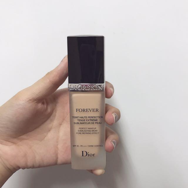 Dior forever粉底液