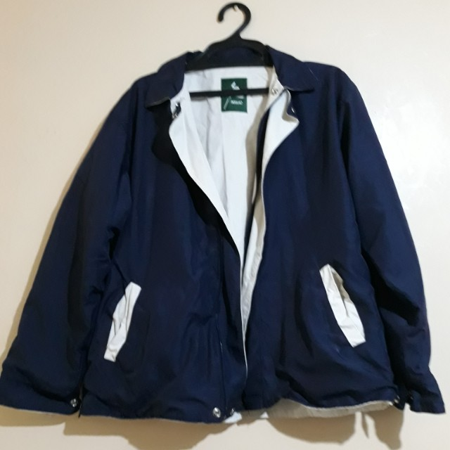 fd3b4754c DOUBLE SIDED JACKET