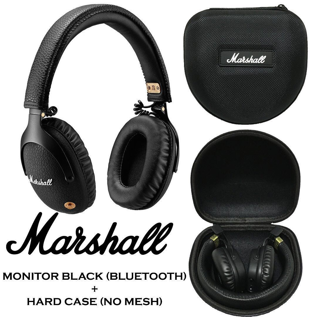 Marshall mid bluetooth headphones case - bluetooth headphones vtin