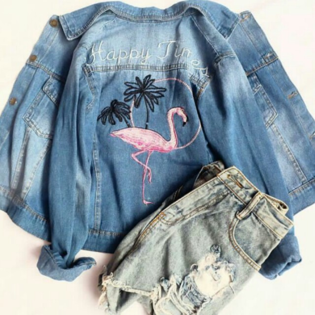 Flamminggo Denim Jacket