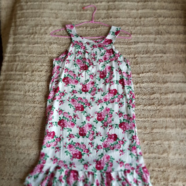 Floral dress Made in Bali