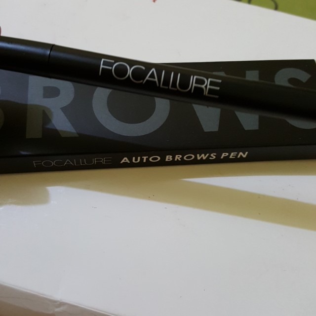Focallure mascara dan eyesbrows