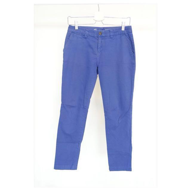 GAP Blue Khakis Pants