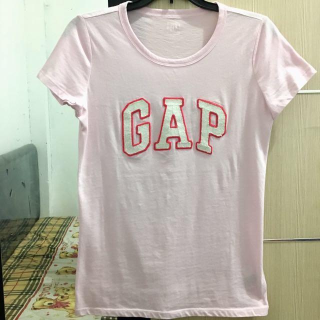 GAP Crewneck Logo Tee