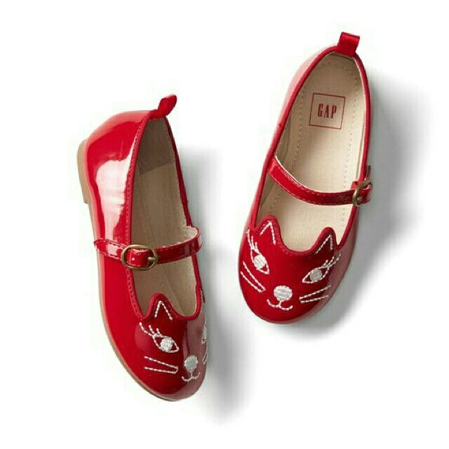 Gap Red Cat Shoes (S7/14cm)