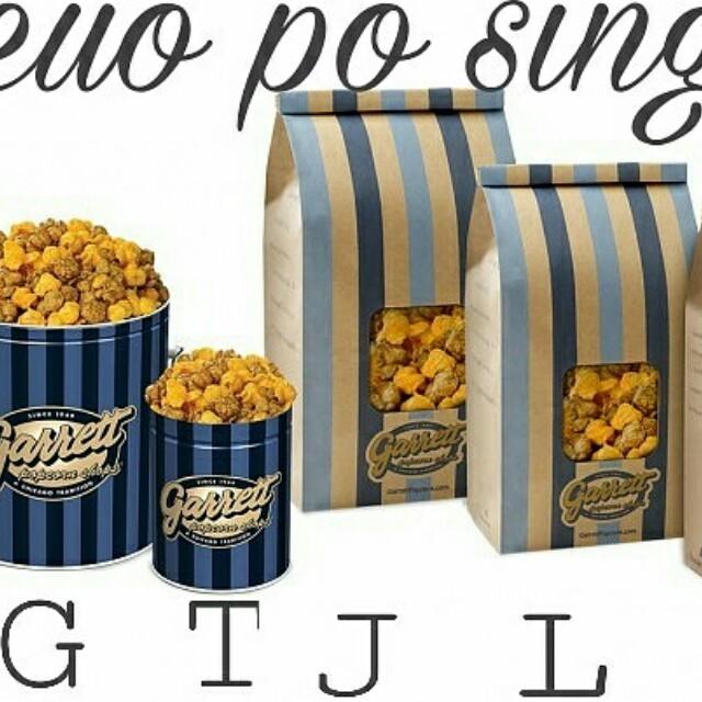 Garret popcorn po singapore