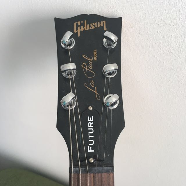 Gibson les paul future 2013 made in usa