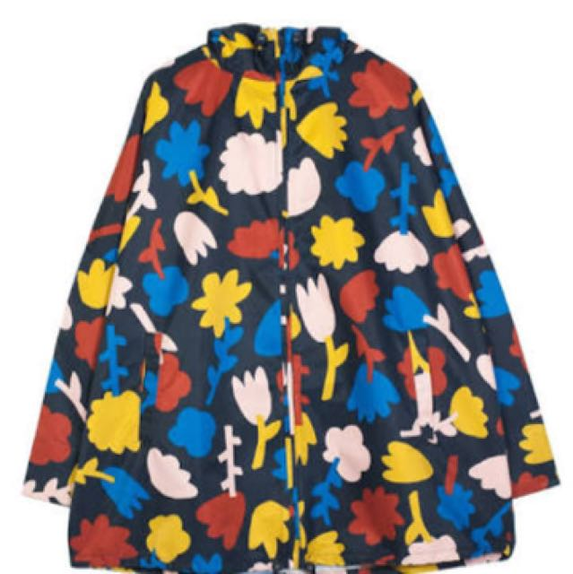 Gorman Botanical Raincoat - Size M/L