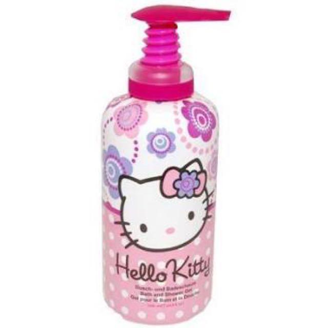 Hello Kitty Bath & Shower gel
