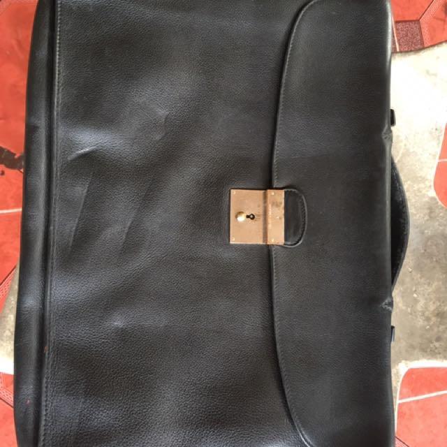 Hermes' Document Bag