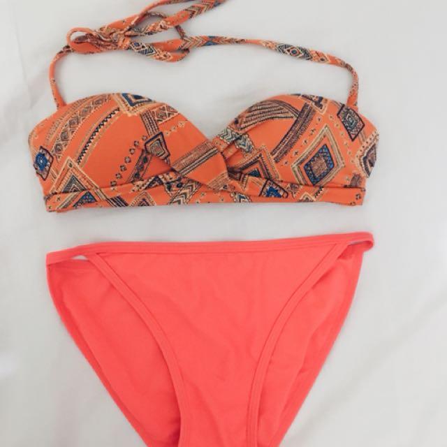 H&M Bikini Top & Coco Cabana Bikini Bottom