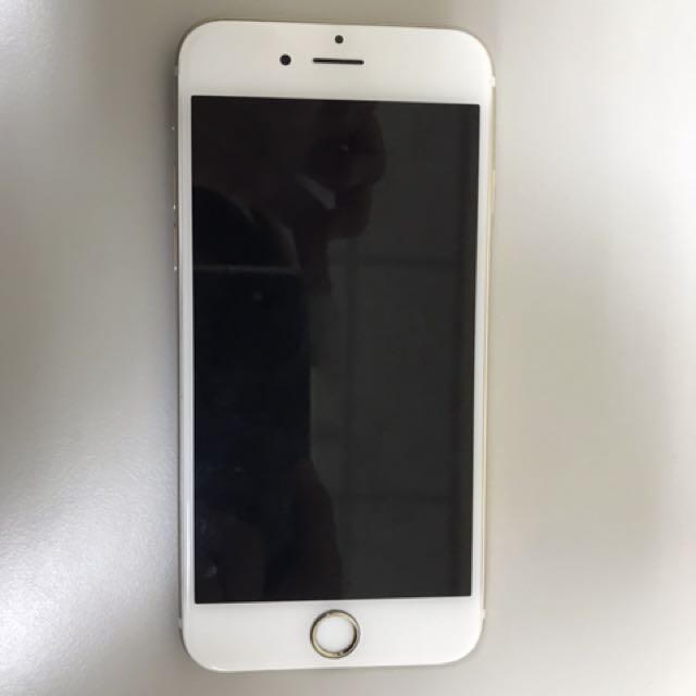 iPhone6 64G 金色 可議