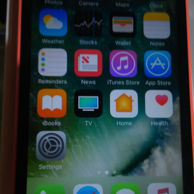 Iphone 5c factory unlocked 16gb