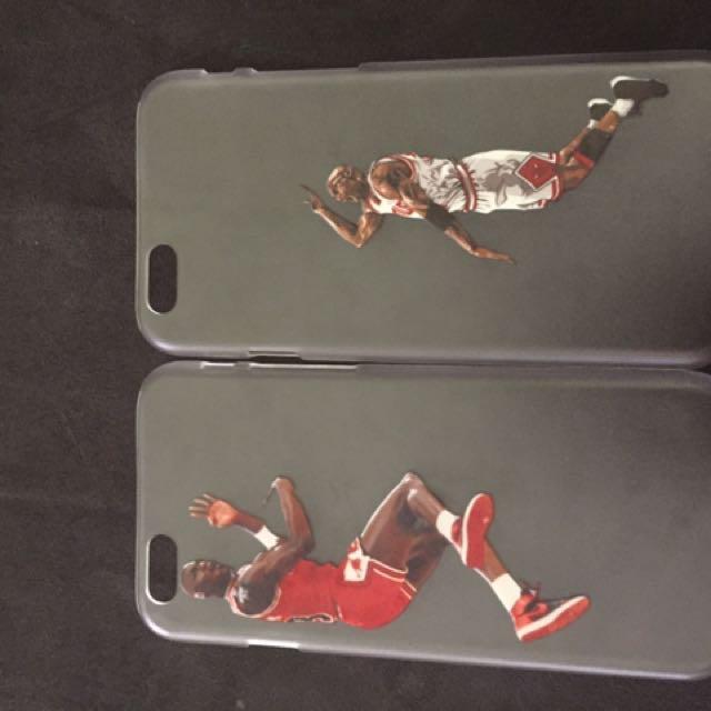 iPhone 6/6s Phone Covers Michael Jordan