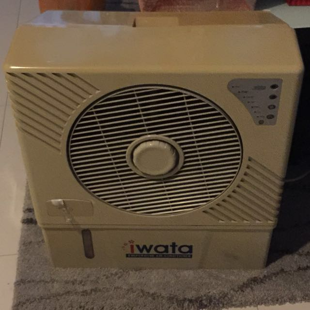 IWATA Evaporative air cooler