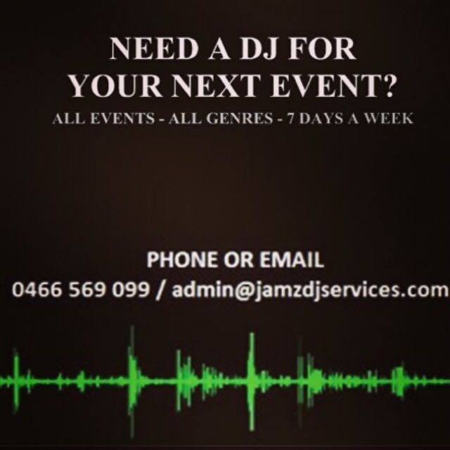 JAMZ  DJ services
