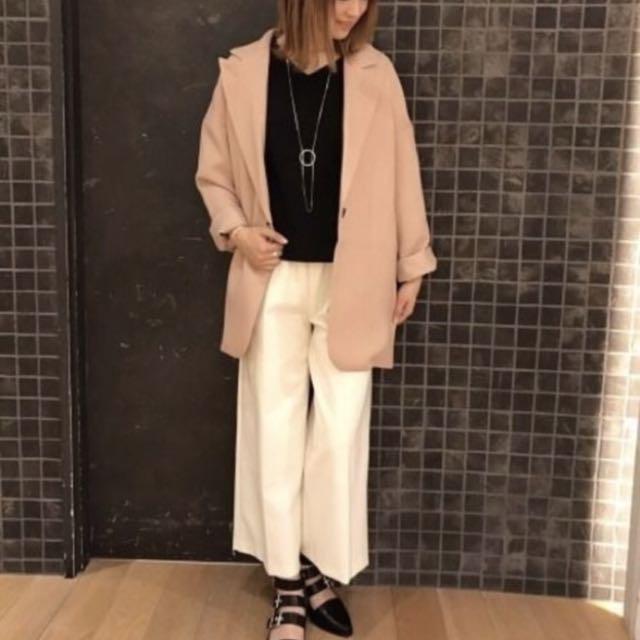 日本購入jeanasis西裝長版外套 三色