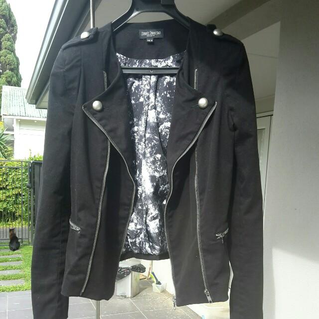 Just jeans jacket size 12