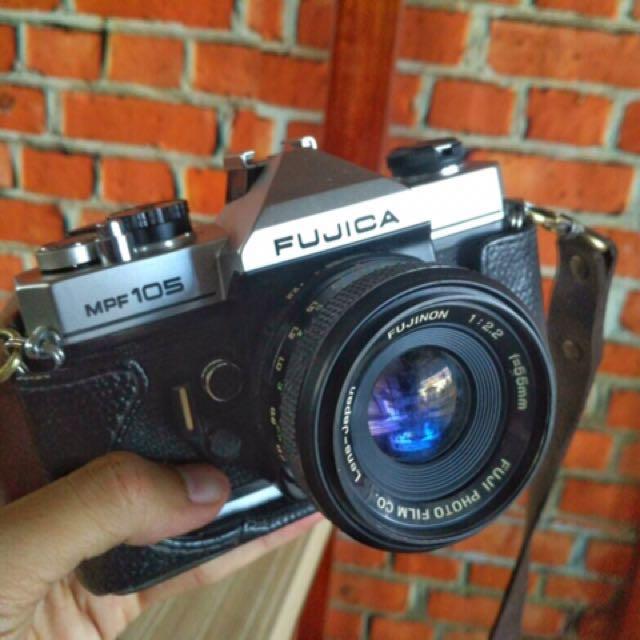 Kamera Analog Fujica MPF 105