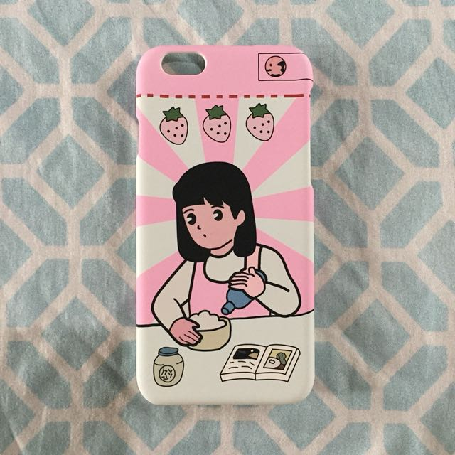 Kawaii Case for iPhone 6/6s