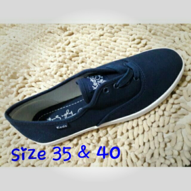 Keds Navy blue Shoes