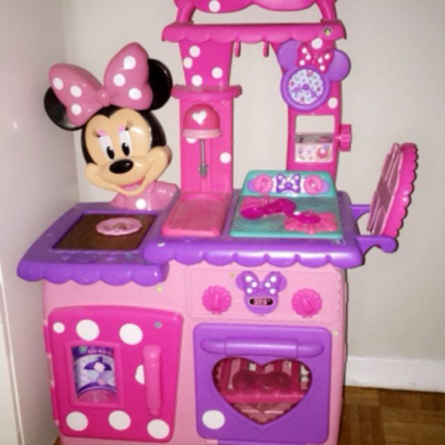 Kids Mickey Mouse kitchen