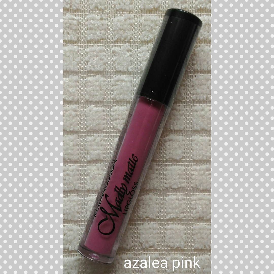 Kleancolor Madly Matte Lipgloss