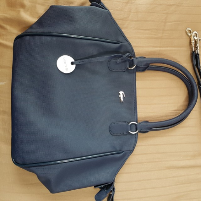 Lacoste Tote with sling