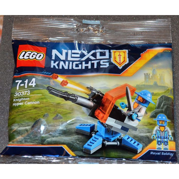 Lego Polybag Nexo Knights Knighton Hyper Cannon