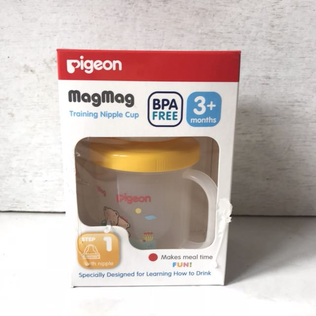 Magmag cup step 1