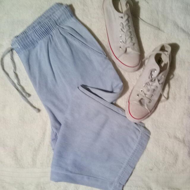 Maong Pants (High Waist)