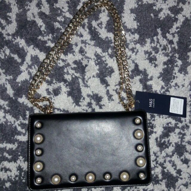Mark & Spencer Clutch Bag Original