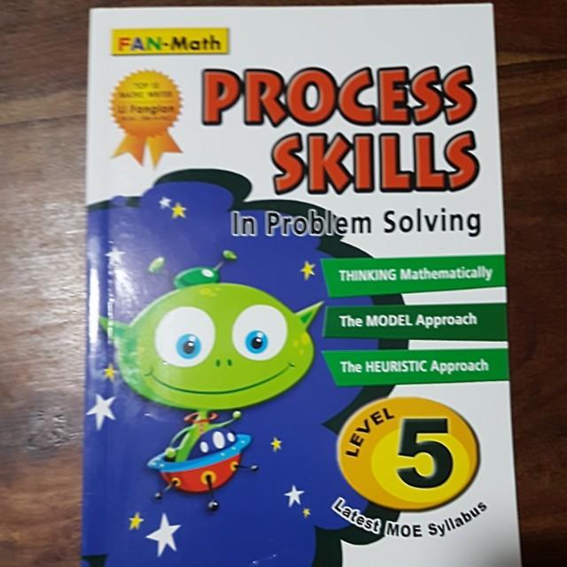 Process Skills in Problem Solving, Level 3 (FAN-Math)